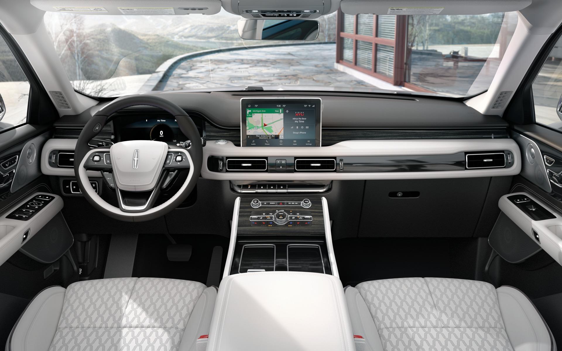 2020 Lincoln Aviator: A Grand Return - The Car Guide