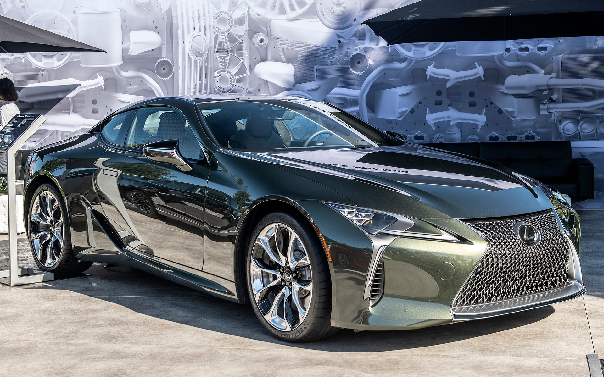 <p>Lexus LC Inspiration Series</p>