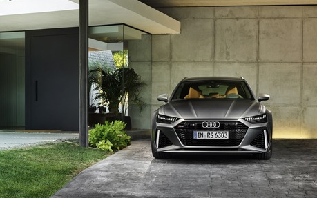 2020 Audi Rs 6 Avant Is Coming To Canada 17 17