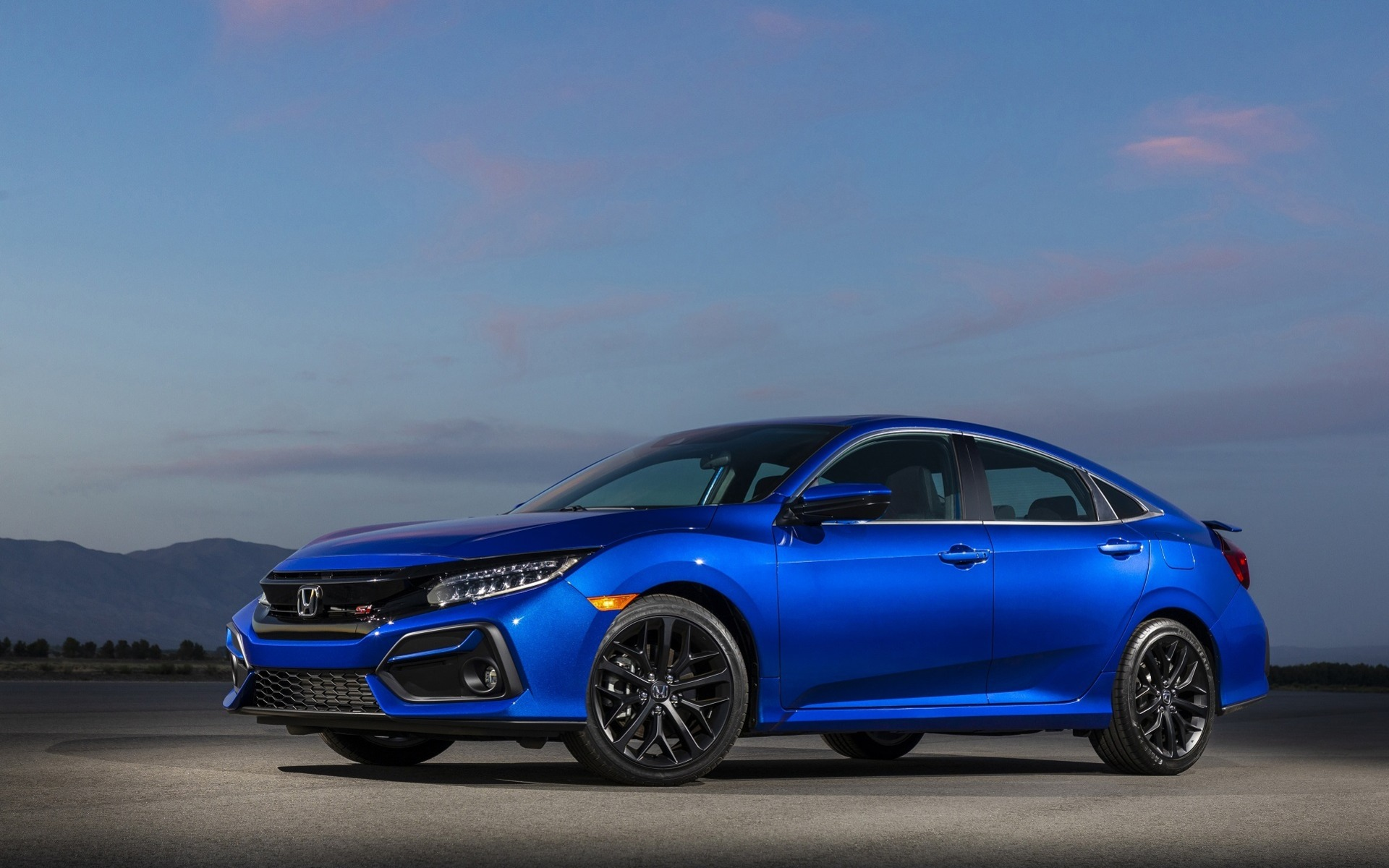 2020 Honda Civic Si Receives An Update Too The Car Guide