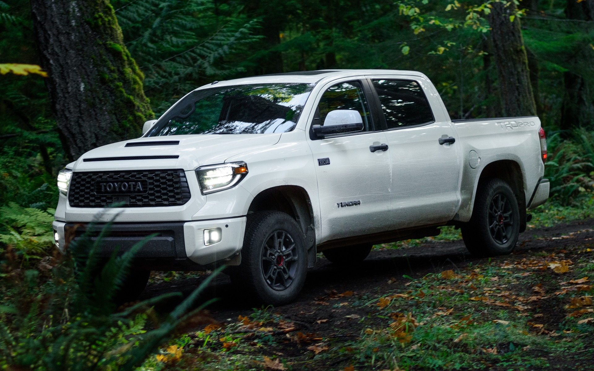 2020 Toyota Tundra New Model and Performance