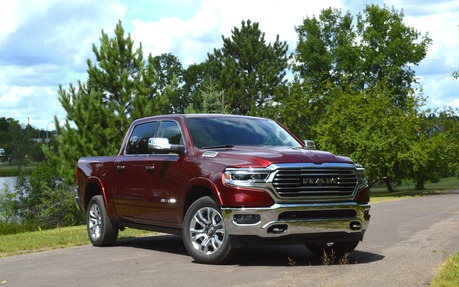 2020 Ram 1500 Ecodiesel Torque Treat The Car Guide