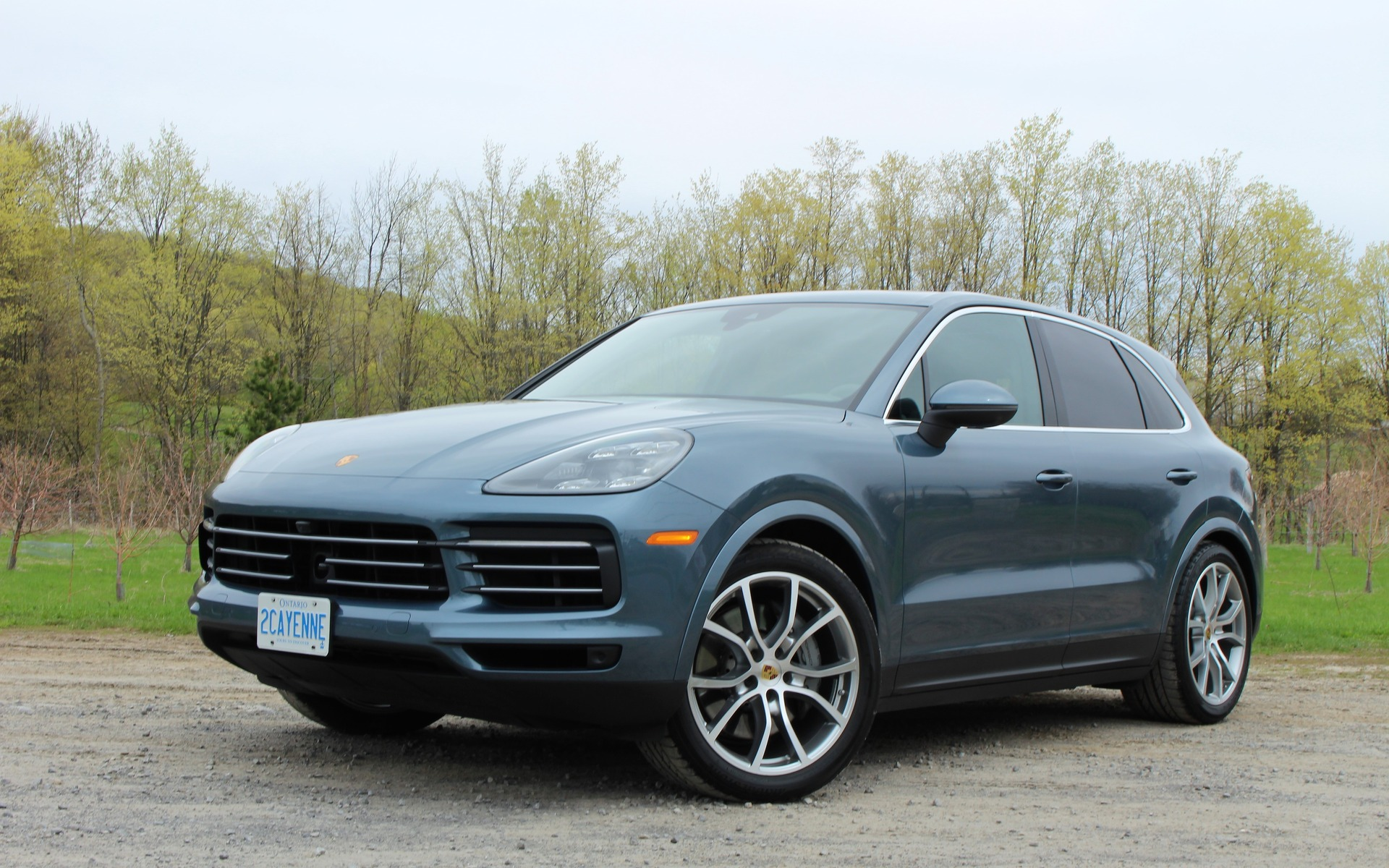 2019 Porsche Cayenne S A Little Too Tame The Car Guide