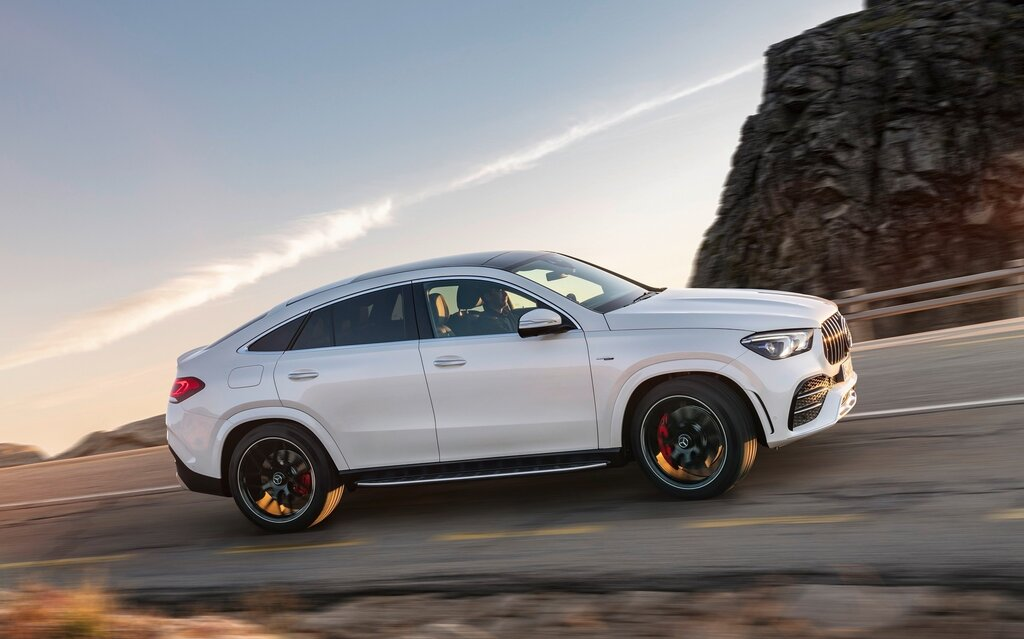 2021 Mercedes-AMG GLE 53 4MATIC+ Coupe Completes One-Two Punch - The Car Guide