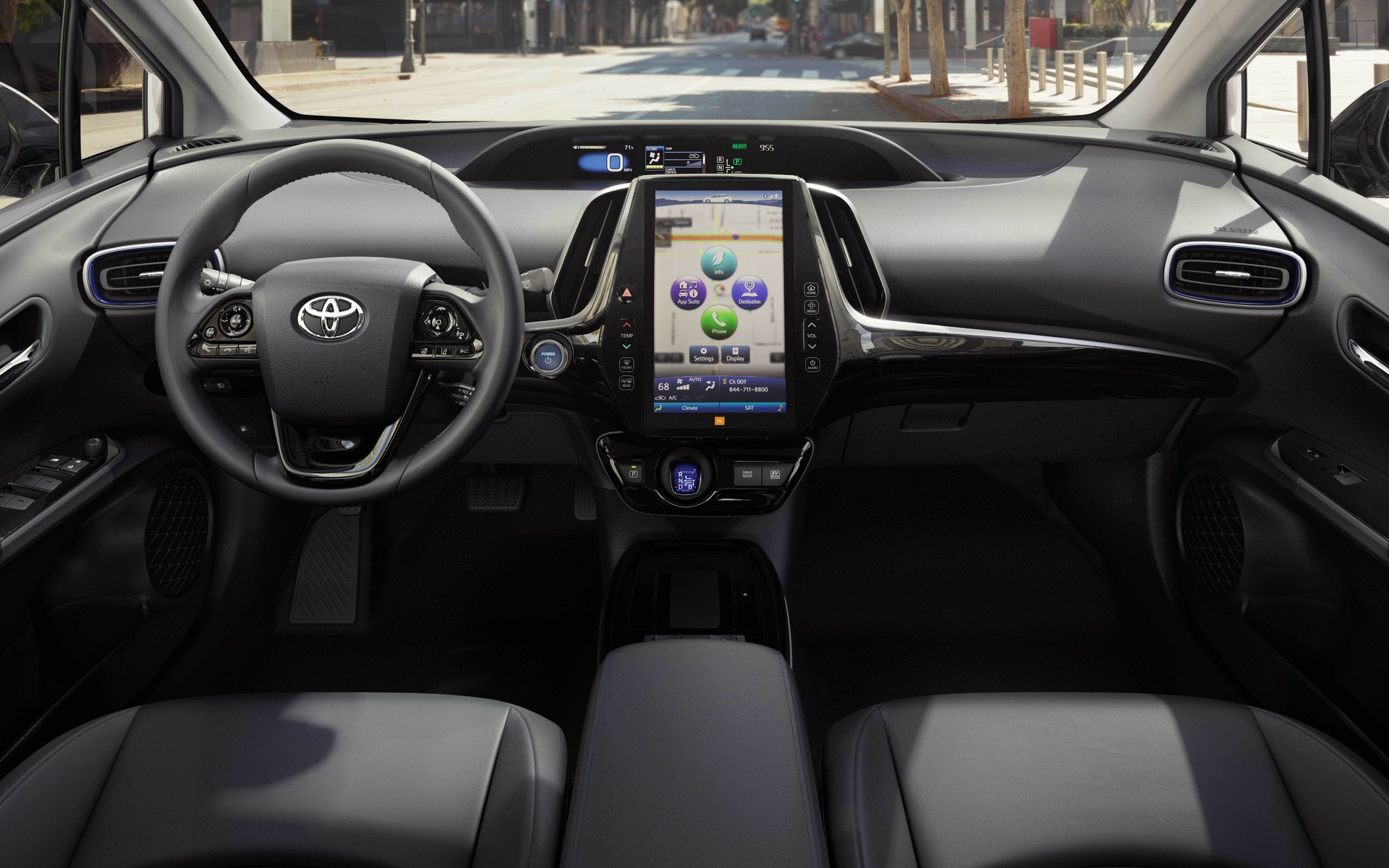 Five Things to Know About the 2020 Toyota Prius - The Car Guide