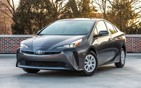 Five Things To Know About The 2020 Toyota Prius The Car Guide