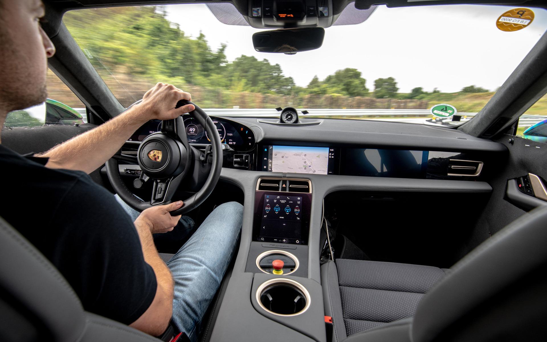 All-electric Porsche Taycan Ushers in a New Era at Porsche