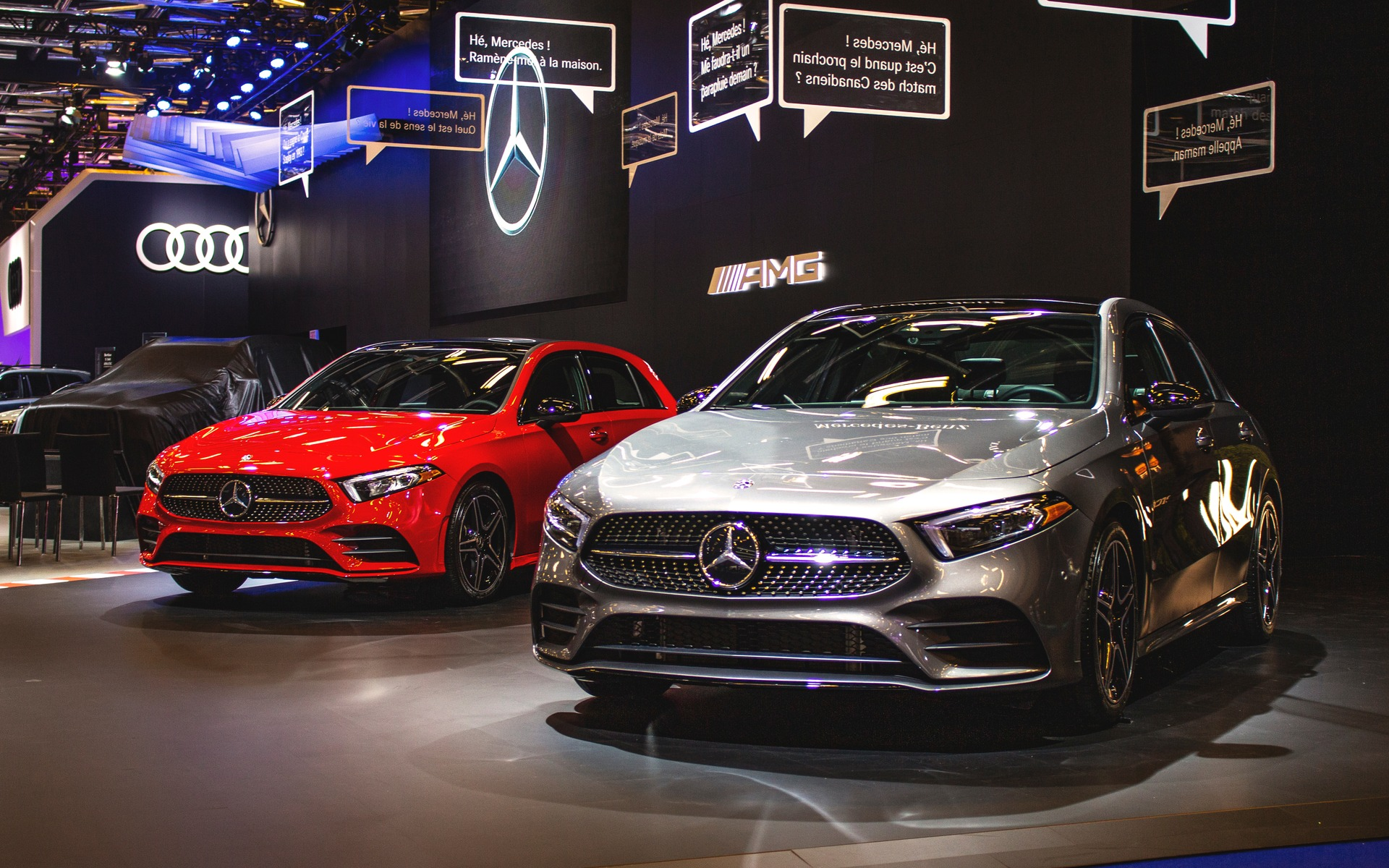 2020 Auto Show Schedule.Mercedes Benz Won T Attend Toronto And Montreal Auto Shows