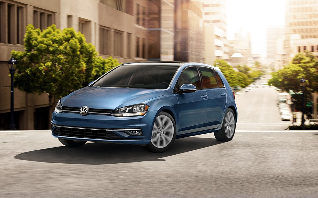 117,000 Volkswagen Cars Recalled for Shifter Glitch - The