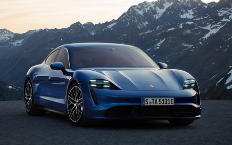 Five Things to Know About the 2020 Porsche Taycan , The Car