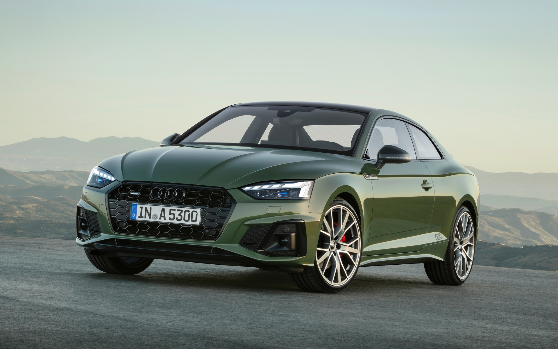 2021 Audi A5s New Review