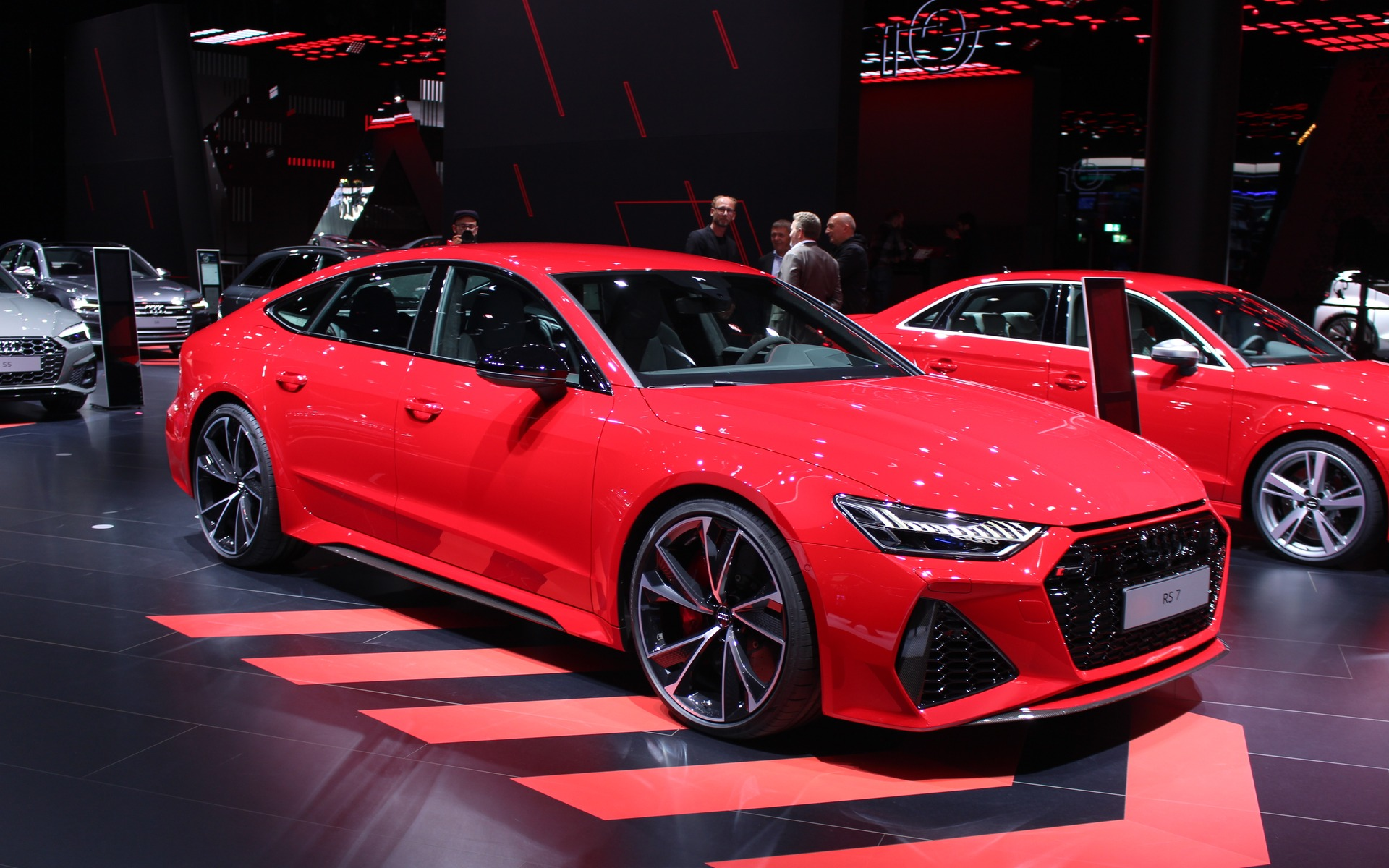 2020 Audi Rs 7 Unleashed With A 590 Hp Twin Turbo V8 The Car Guide