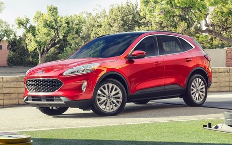 The 2020 Ford Escape Is About To Hit The Road The Car Guide