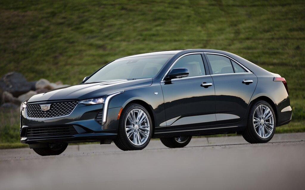 2020 Cadillac CT4: Full Lineup Details Revealed - The Car ...