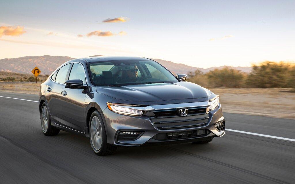 Honda Insight 2019 : un secret très bien gardé - Guide Auto