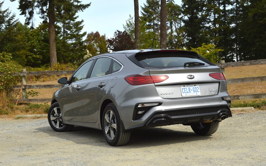 Kia Forte 2020 Review.2020 Kia Forte5 A Hot New Hatchback Exclusive To Canada