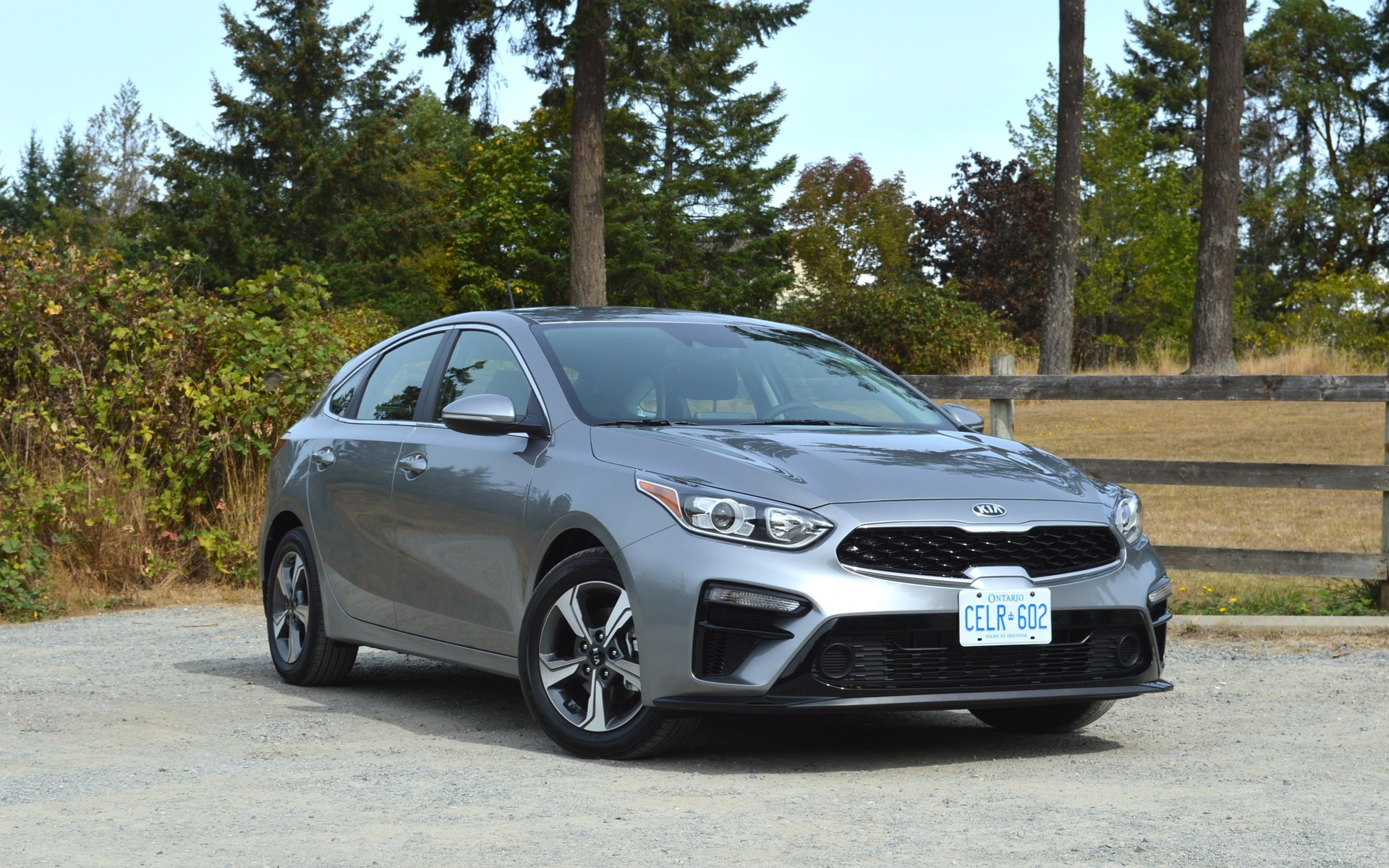 2020 Kia Forte Review.2020 Kia Forte5 A Hot New Hatchback Exclusive To Canada