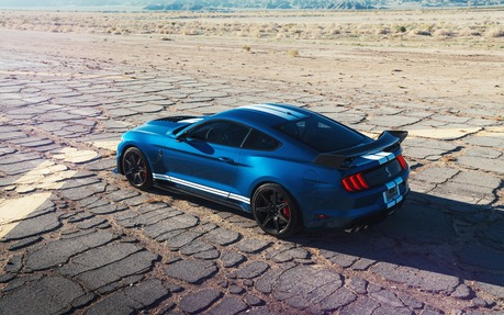 2020 ford mustang shelby gt500 price