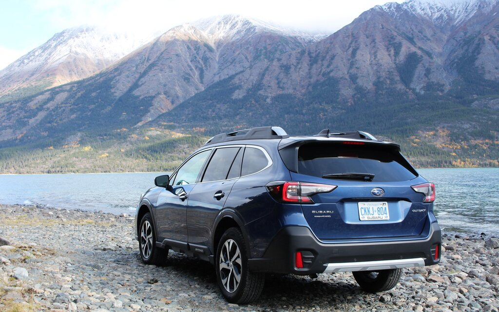 2020 subaru outback: for a real active lifestyle - the car