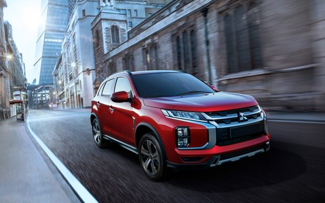 2020 Mitsubishi Rvr Is Better Equipped And Cheaper With Awd The Car Guide