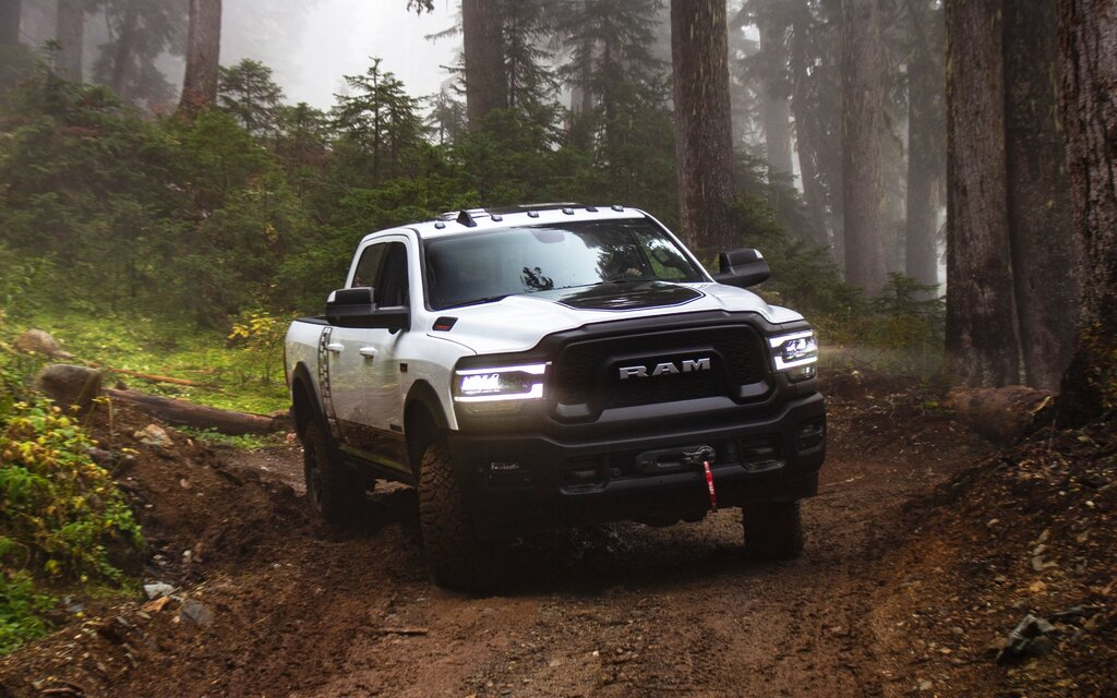 2020 Ram Power Wagon The Mean Workhorse The Car Guide