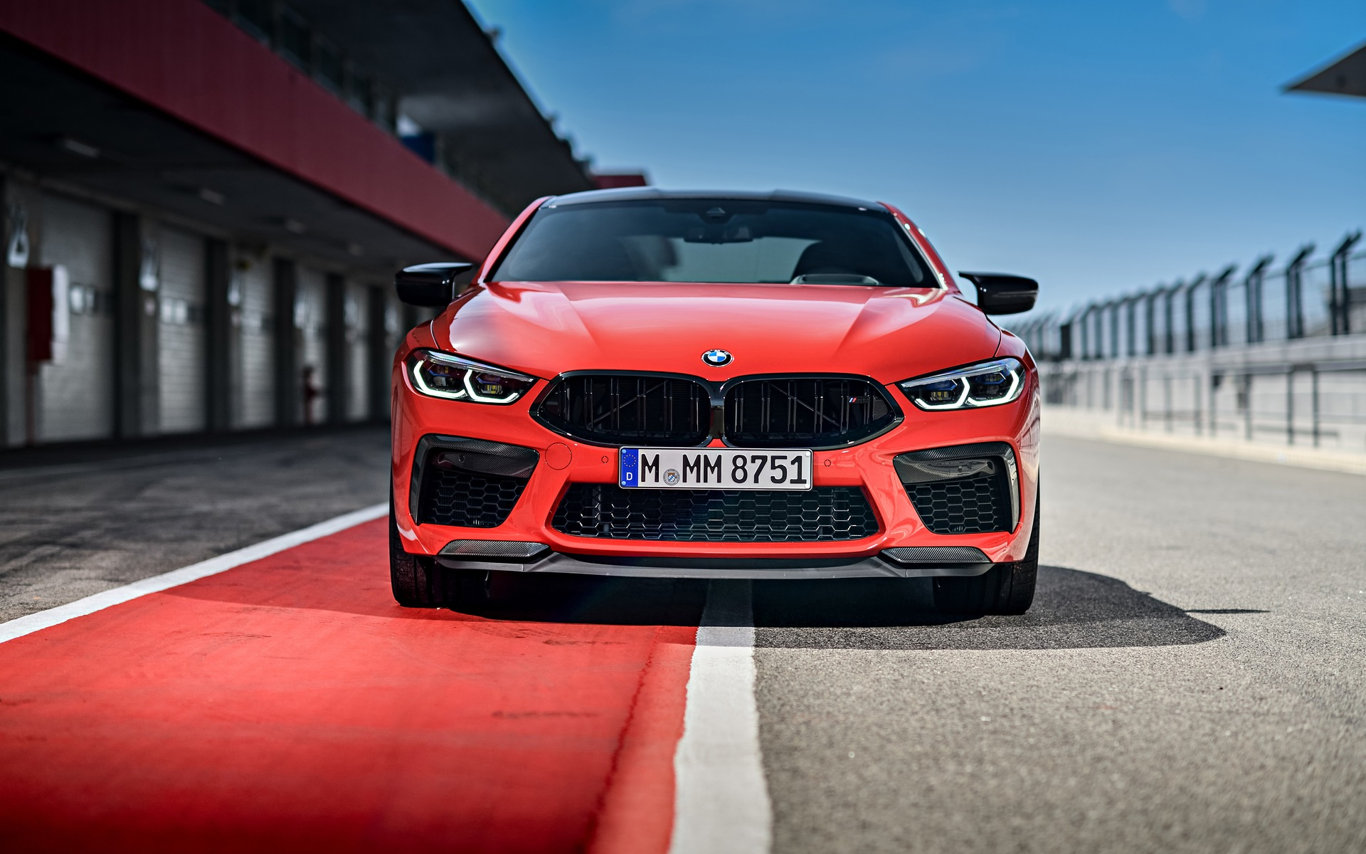 <p>BMW M8 Competition 2020</p>