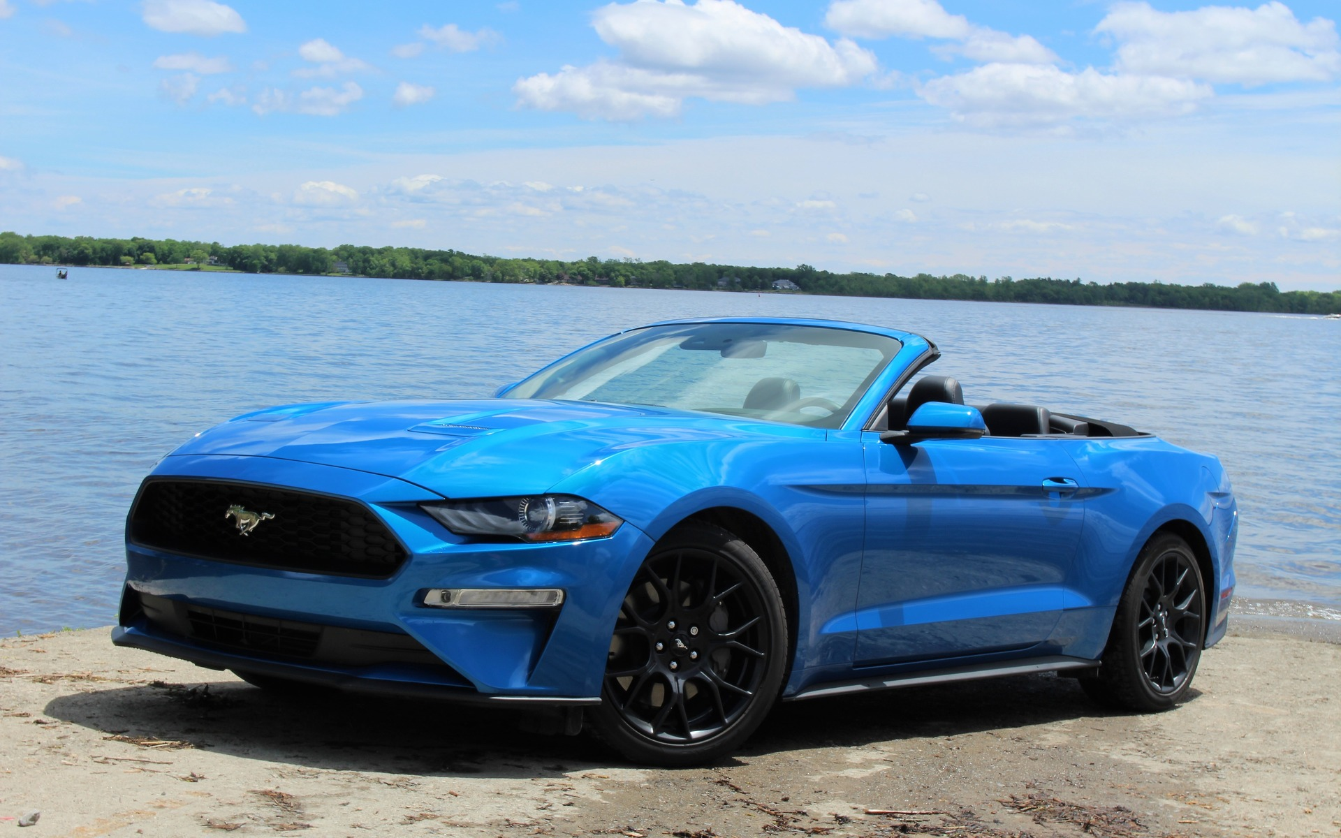 2019 Ford Mustang Ecoboost The Sound Of Reason The Car Guide