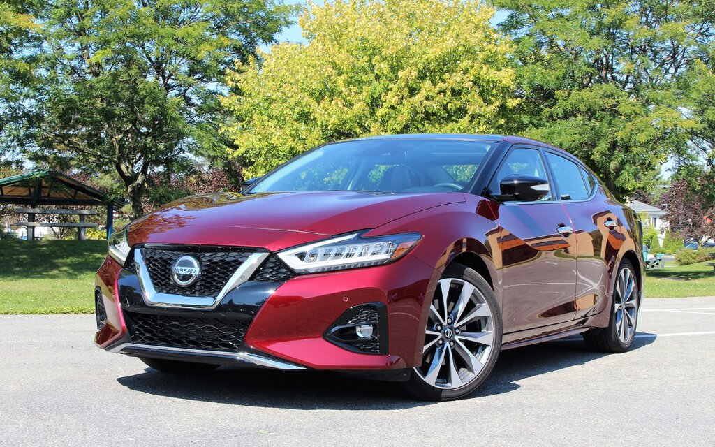 Car Brands Starting With L >> 2019 Nissan Maxima: The Salesman's Luxury Car - The Car Guide