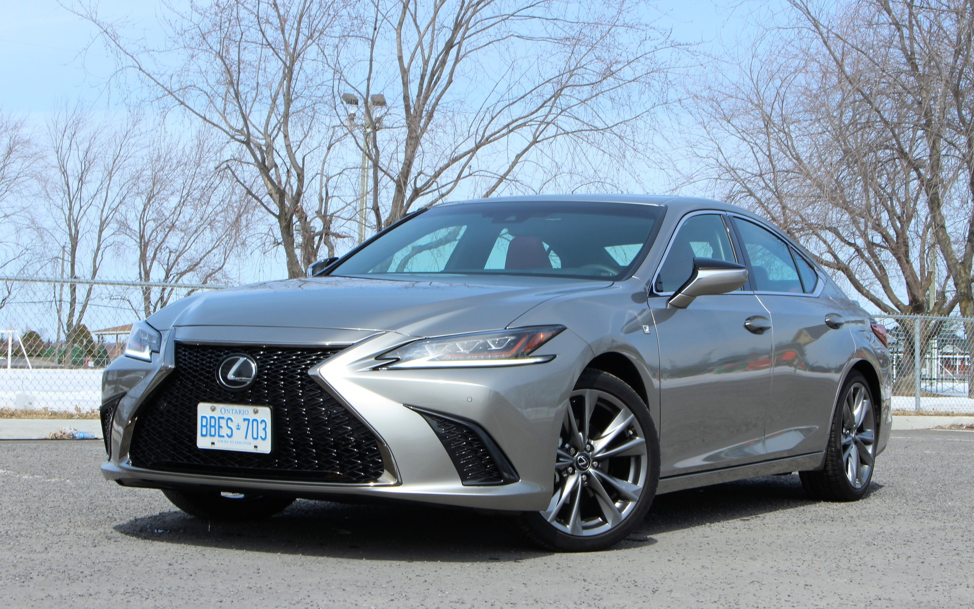 2019 Lexus ES 350: Still the One - The Car Guide