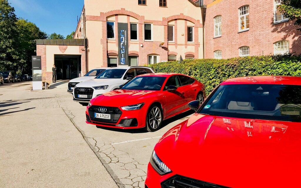 Audi : trois nouveaux modèles hybrides rechargeables pour 2020 - Guide Auto
