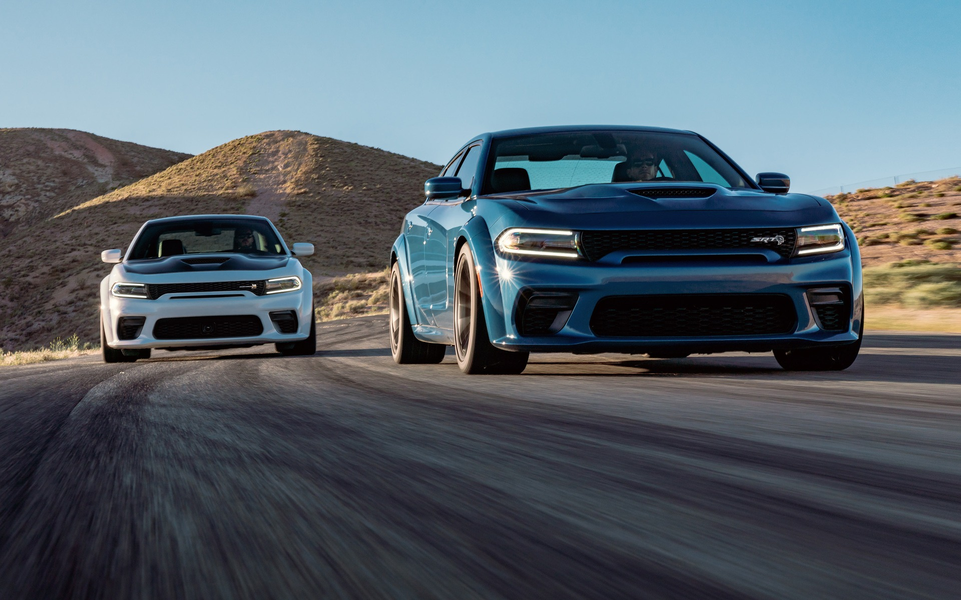 Dodge Charger Hellcat et Scat Pack Widebody 2020