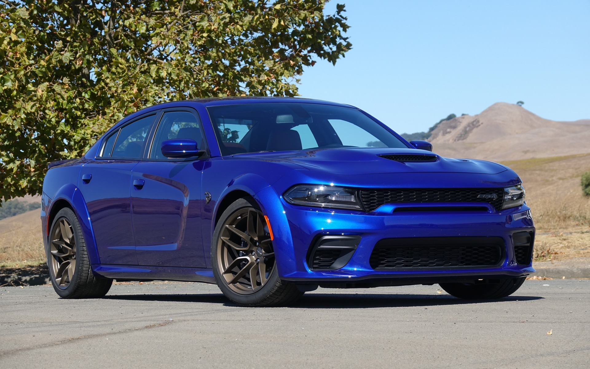 <p>Dodge Charger Hellcat Widebody 2020</p>