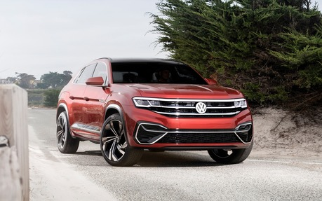 2020 Volkswagen Atlas Cross Sport To Be Unveiled This Week