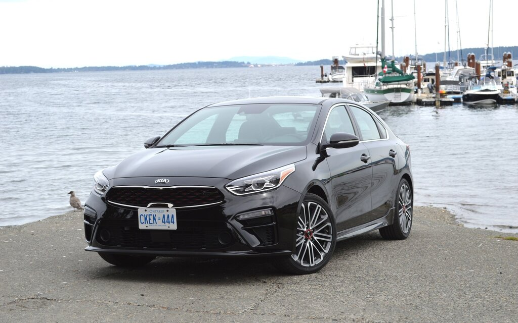 2020 kia forte gt the civic si can rest easy  the car guide
