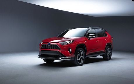 2021 Toyota Rav4 Plug In Revealed Ahead Of L A Auto Show The