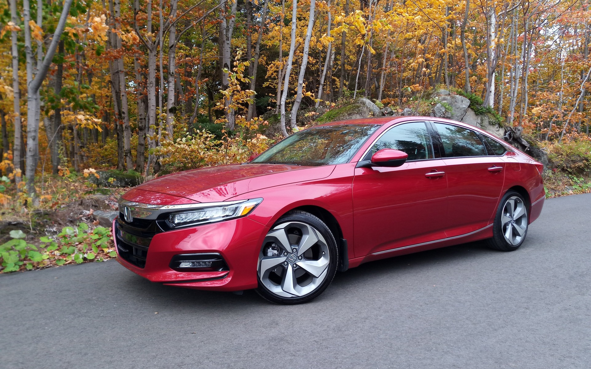 2019 Honda Accord Touring Still A Go To Car But The Car Guide