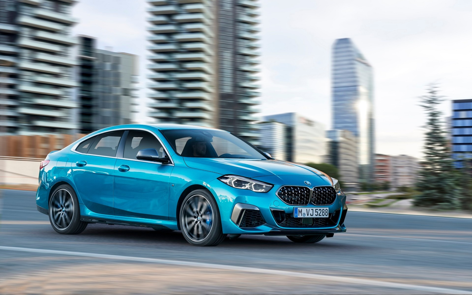 BMW I Series >> All New 2020 Bmw 2 Series Gran Coupe Is Revealed The Car Guide
