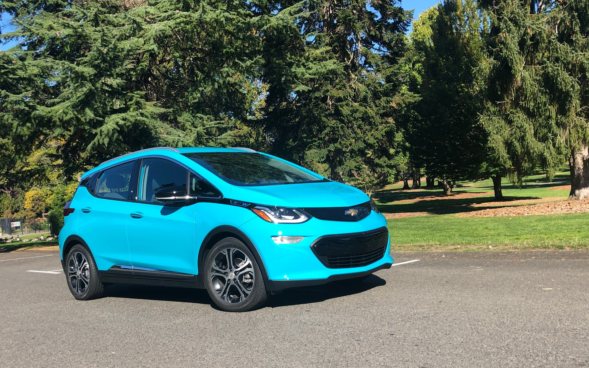 2020 Chevy Bolt New Concept