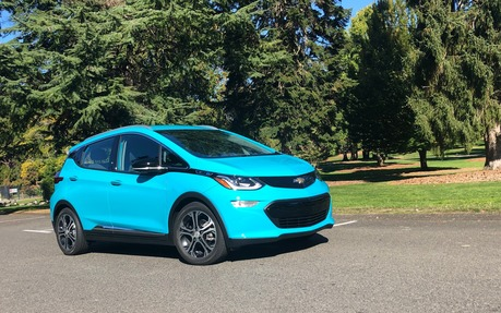 2020 Chevrolet Bolt Ev Once Again The Range Champ The Car Guide