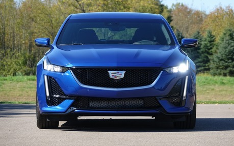 2020 Cadillac CT5: In Need of More Horsepower - The Car Guide