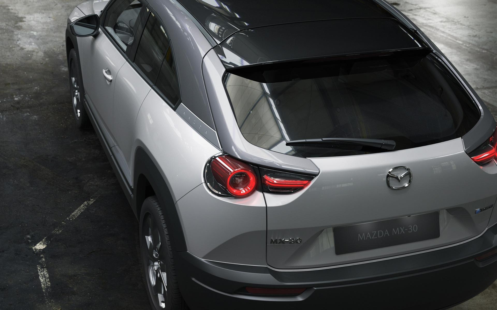 Mazda MX-30 (2019) 14