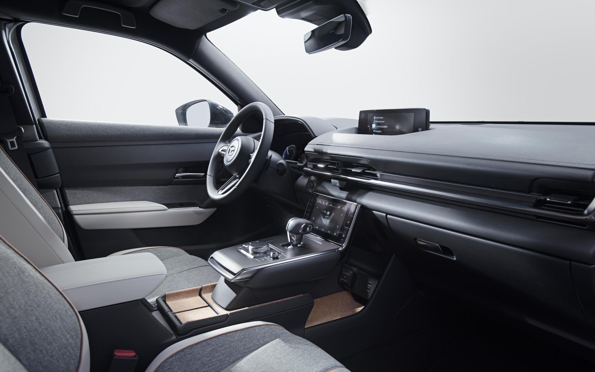 Mazda MX-30 (2019) 22