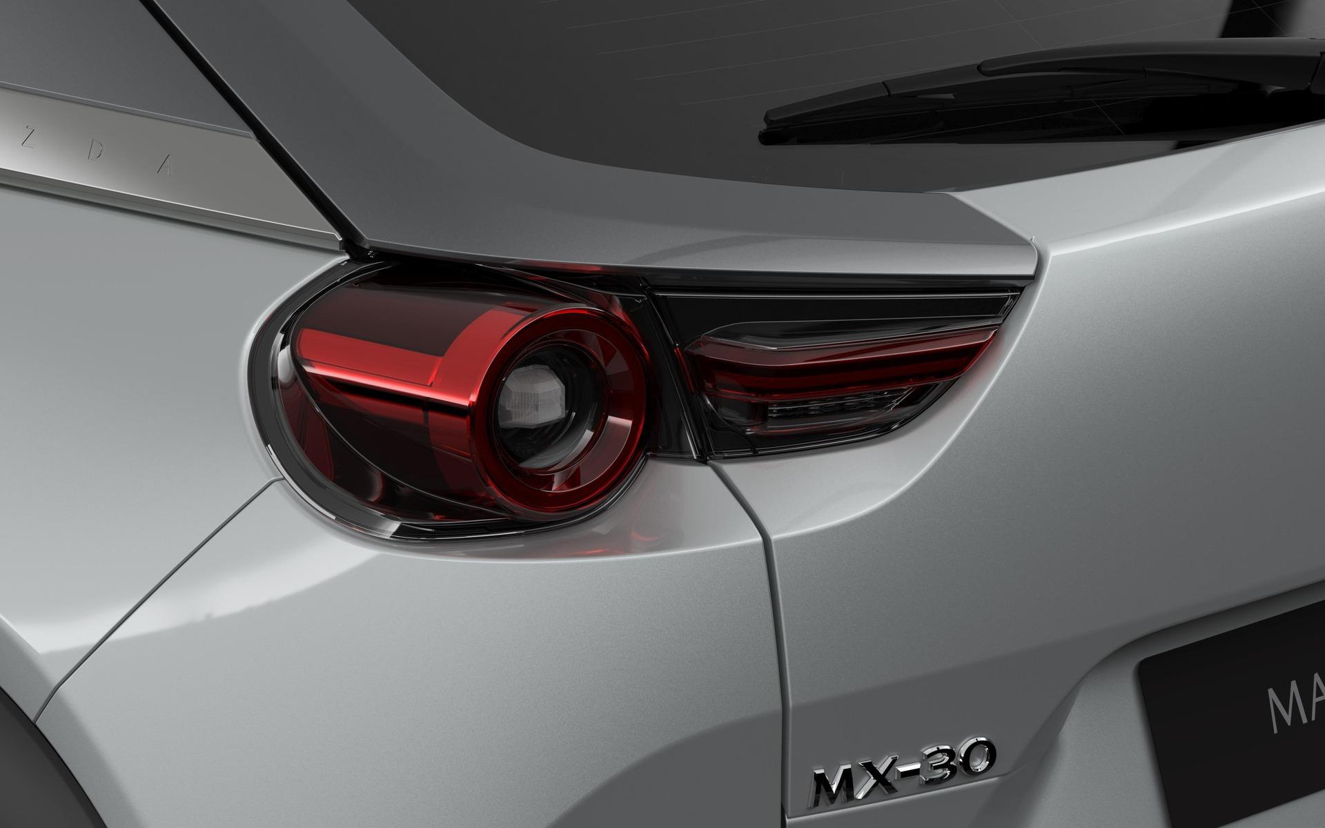 Mazda MX-30 (2019) 17