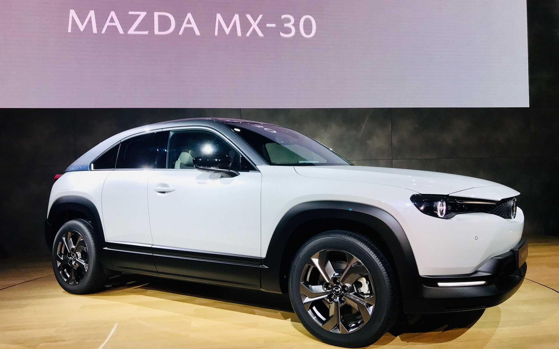 Mazda MX-30 (2019) 24