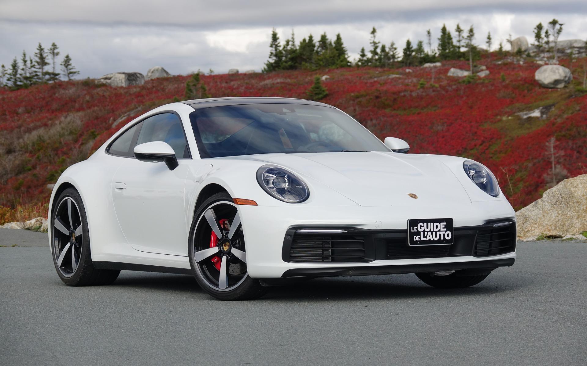 Porsche 911 Carrera 4S 2020