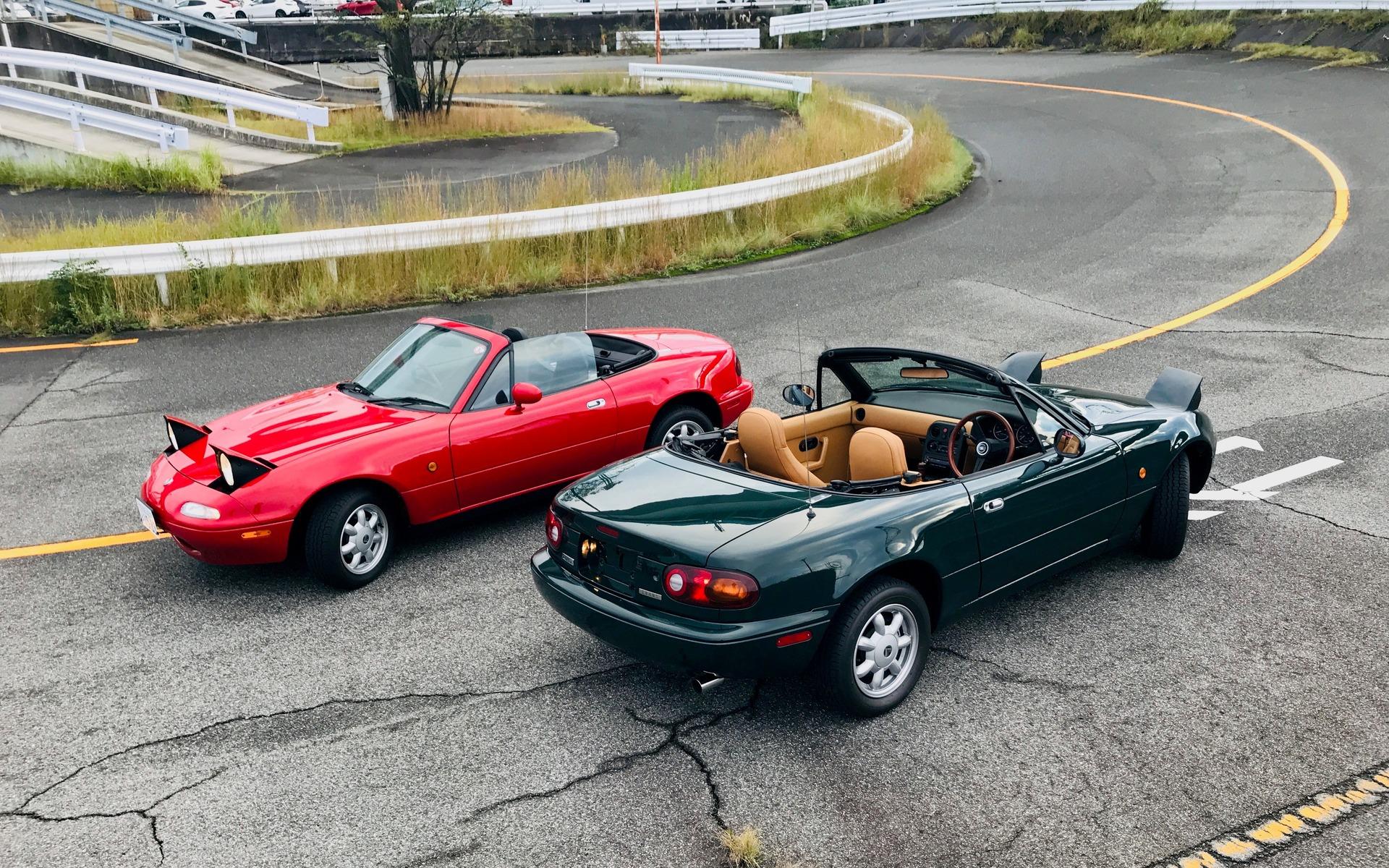 Mazda MX-5 Miata 1989 : un voyage dans le temps 397289_Mazda_MX-5_Miata_1989_-_Un_voyage_dans_le_temps
