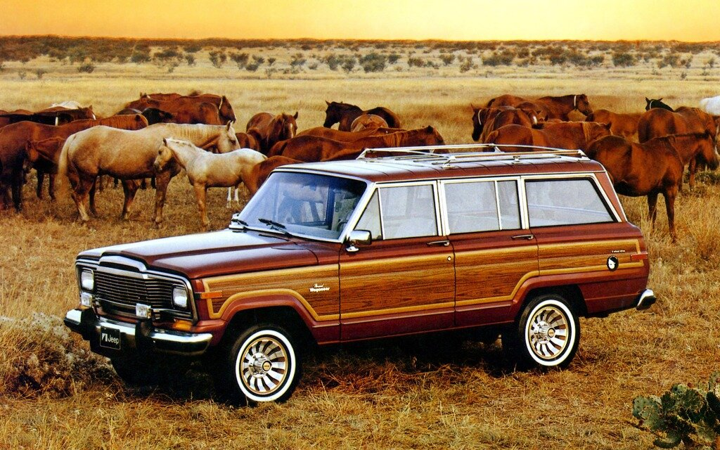 Jeep Grand Wagoneer >> It S Official There Will Be A Jeep Wagoneer The Car Guide