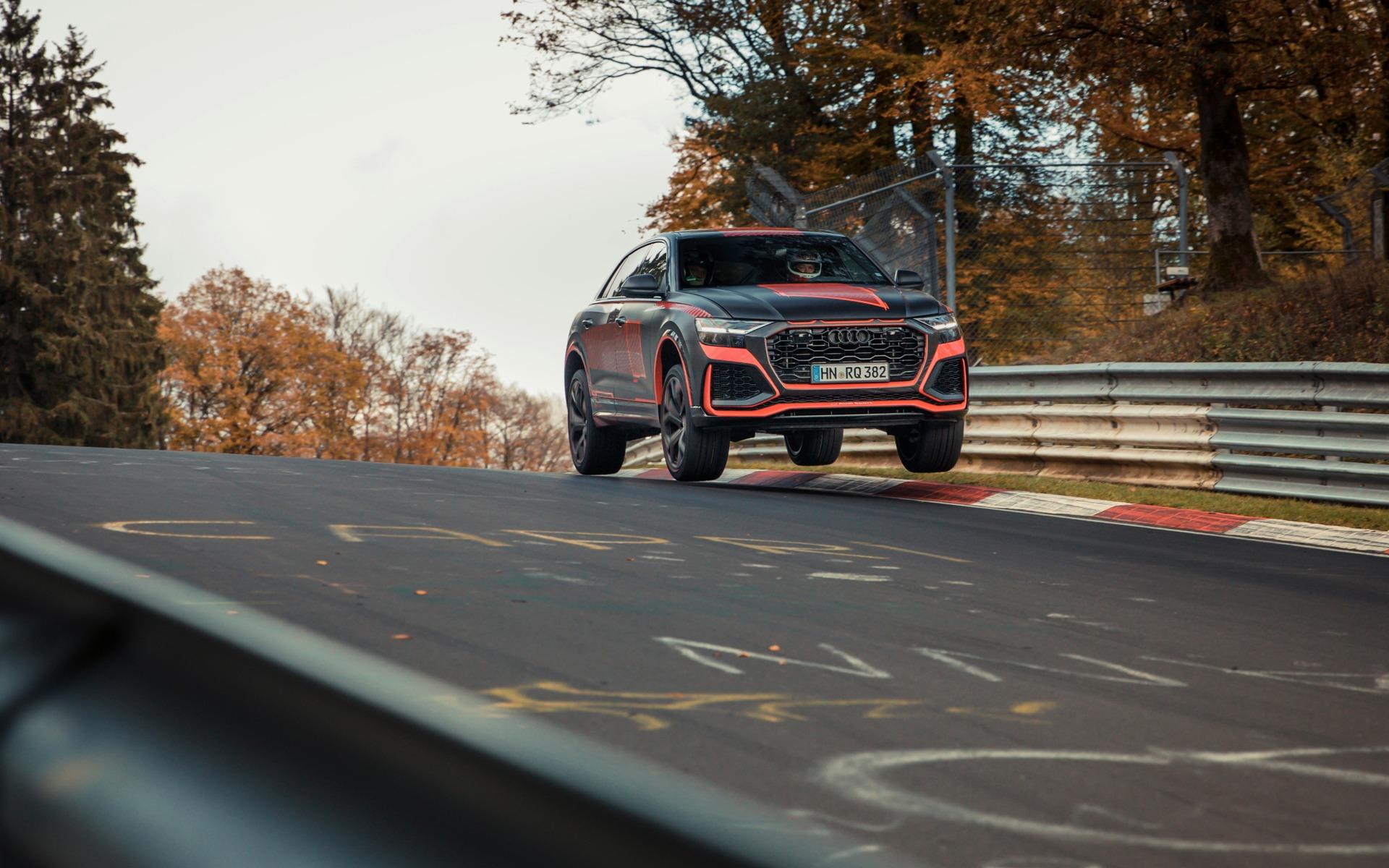 Audi RS Q82020