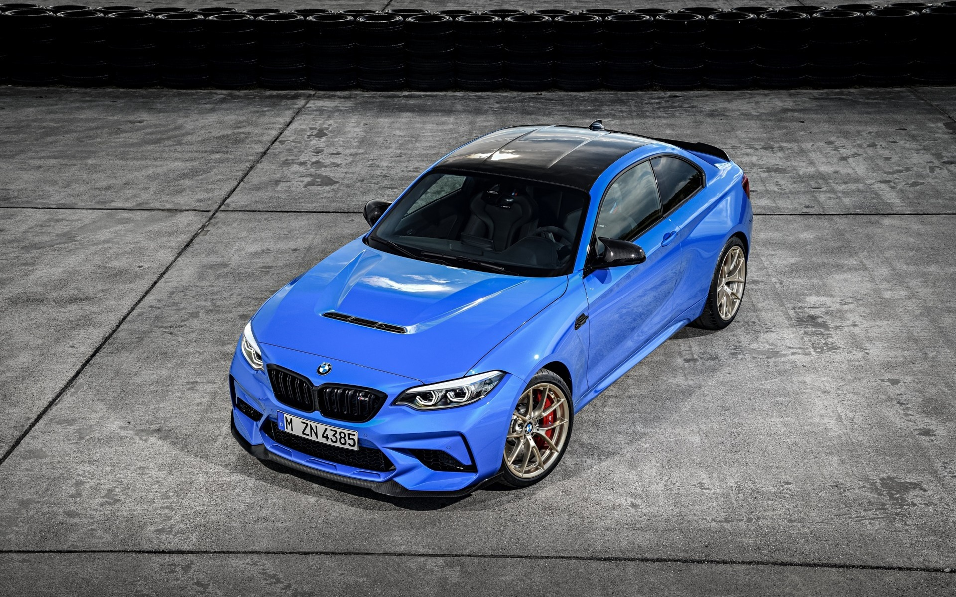 The 444 Hp Bmw M2 Cs Is Coming To Canada The Car Guide