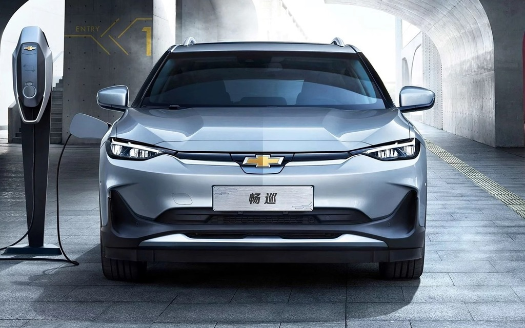 Chevrolet S New Electric Suv Debuts For China The Car Guide